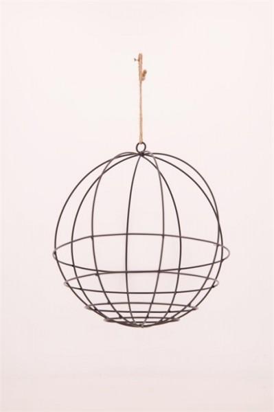 Hanging ball metal
