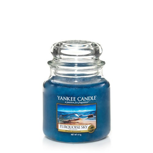 Turquoise Sky von Yankee Candle