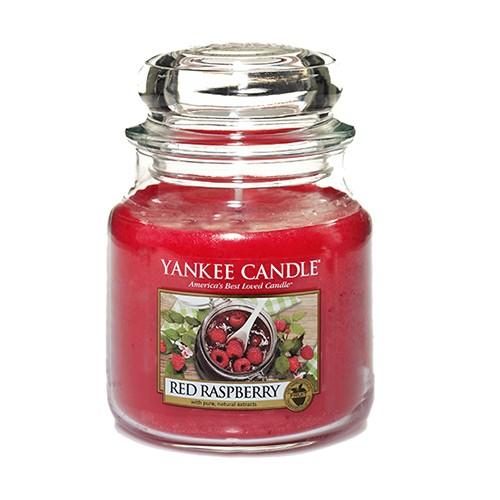Red Raspberry von Yankee Candle