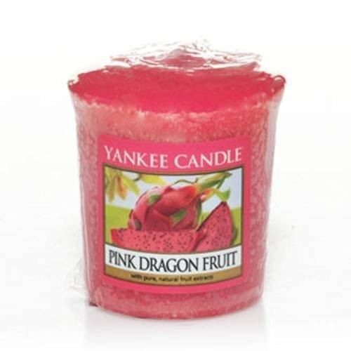 Pink Dragon Fruit Votivekerze von Yankee Candle