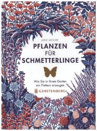 """Buch """"Pflanzen für Schmetterlinge"""""""