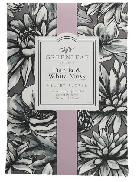 Dahlia & White Musk Duftsachet L