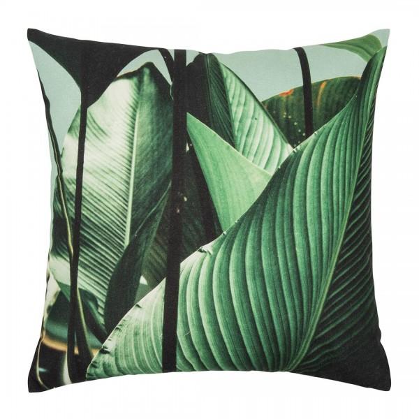 Kissenhülle Boca grün 50x50