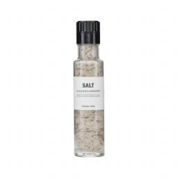 Salz mit schwarzer Olive und Rosmarin, 320 g