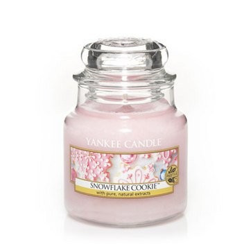 Snowflake Cookie Yankee Candle