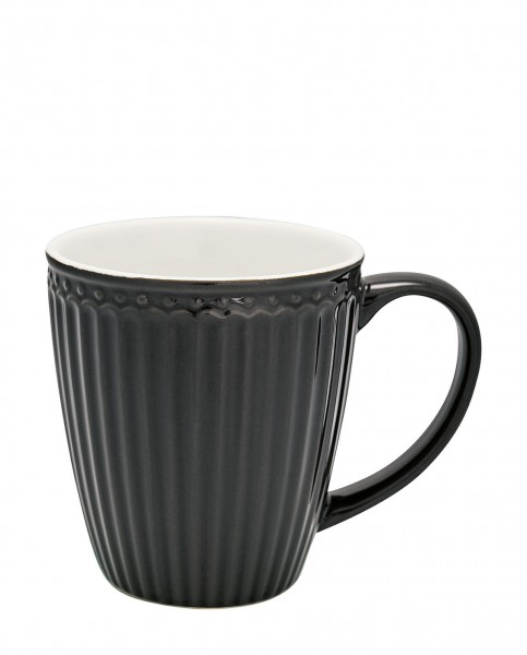 Mug Alice dark grey