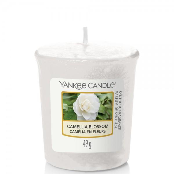 Votive Kerze Camellia Blossom von Yankee Candle