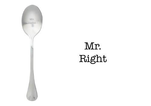 Löffel Mr. Right