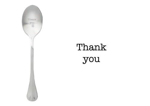 Löffel Thank you