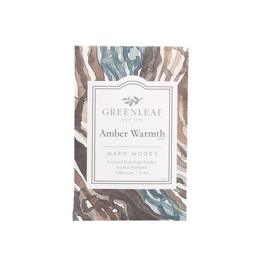 Amber Warmth S Duftsachet