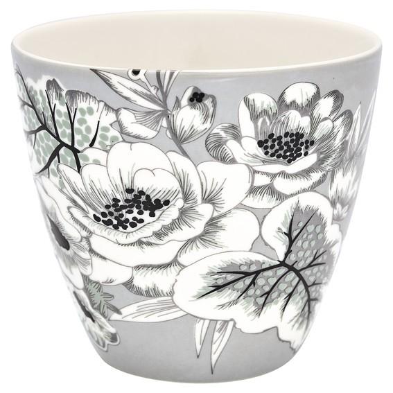 Latte Cup Felicity grey von Greengate