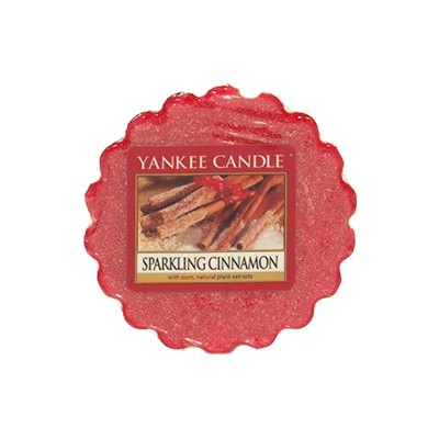 Sparkling Cinnamon Yankee Candle