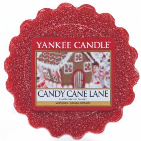 Yankee Candy Cane