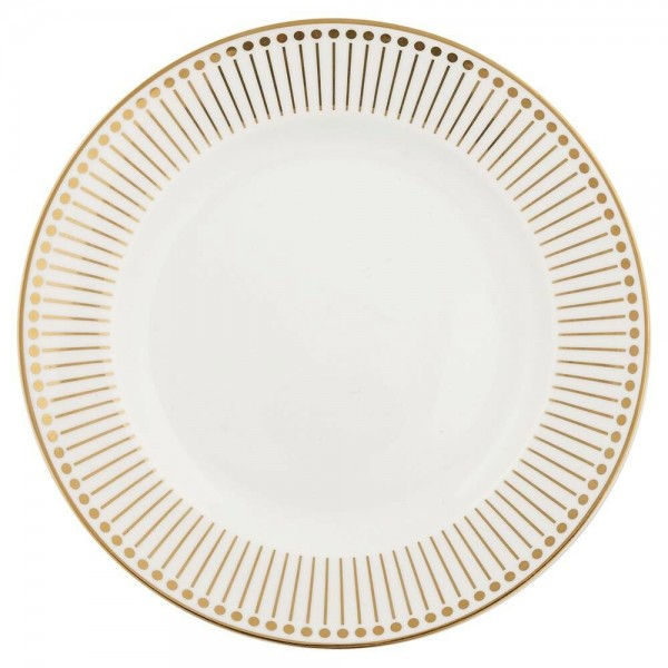 Dinner Plate Dawn gold von Greengatec