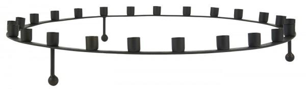 Kerzenhalter f/24 dünne Kerzen