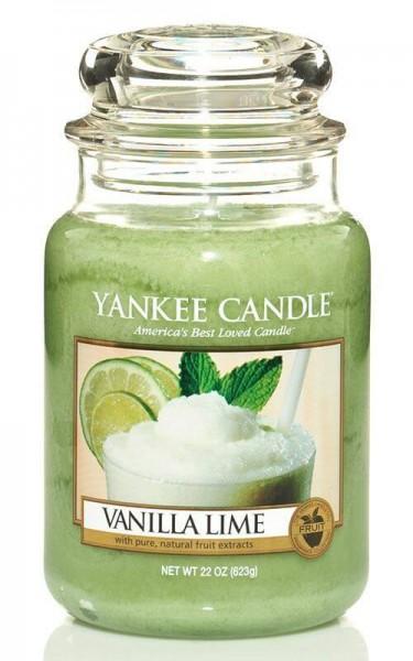 Vanilla Lime 623g von Yankee Candle
