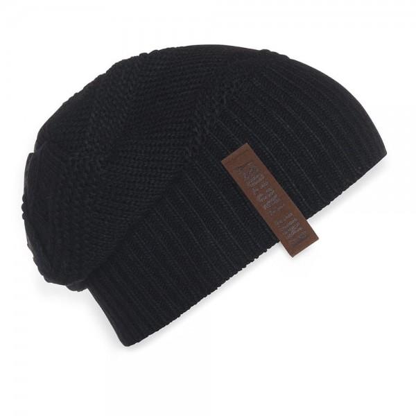 Sol Mütze schwarz