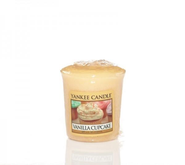 Vanilla Cupcake VotivKerze von Yankee Candle