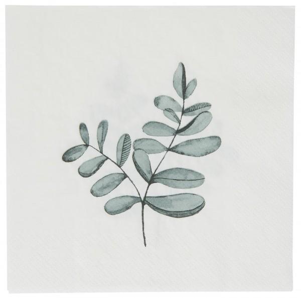 Servietten Eukalptuszweig