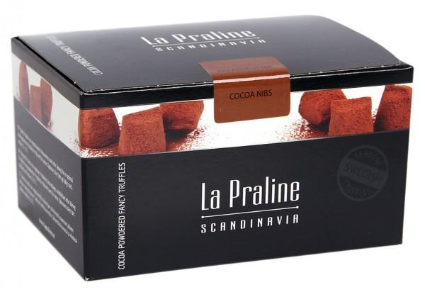 La Praline, Kakaosplitter