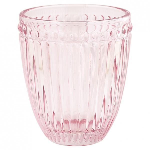 Wasserglas Alexa pale pink