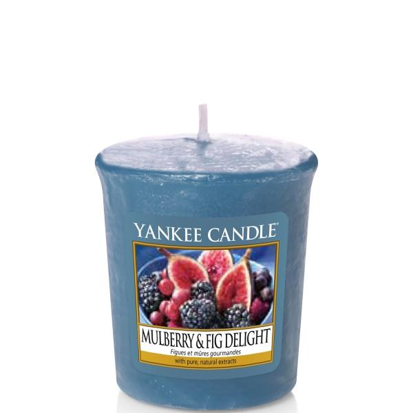 Mulberry & Fig Delight VotivKerze von Yankee Candle
