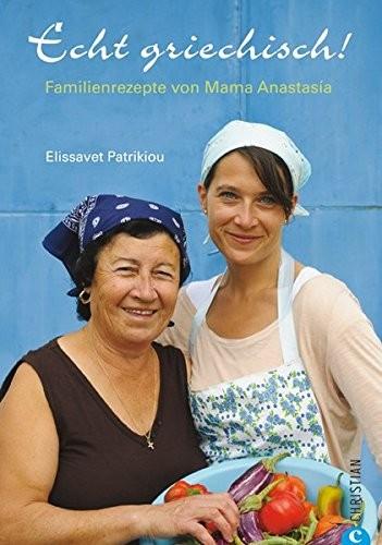 Kochbuch Echt griechisch