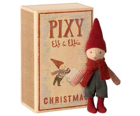 """Pixy """"Elf"""" in der Box von Maileg"""