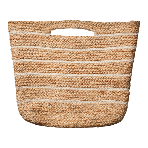 Collect Bag Natural/Ivory H42 cm
