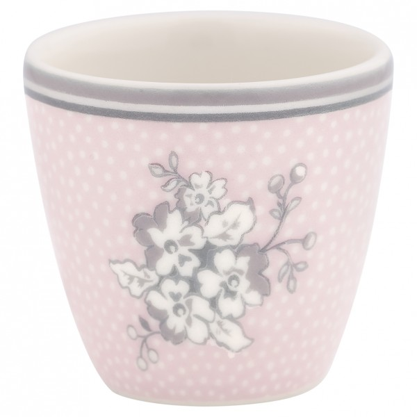 Eierbecher small Ella pale pink