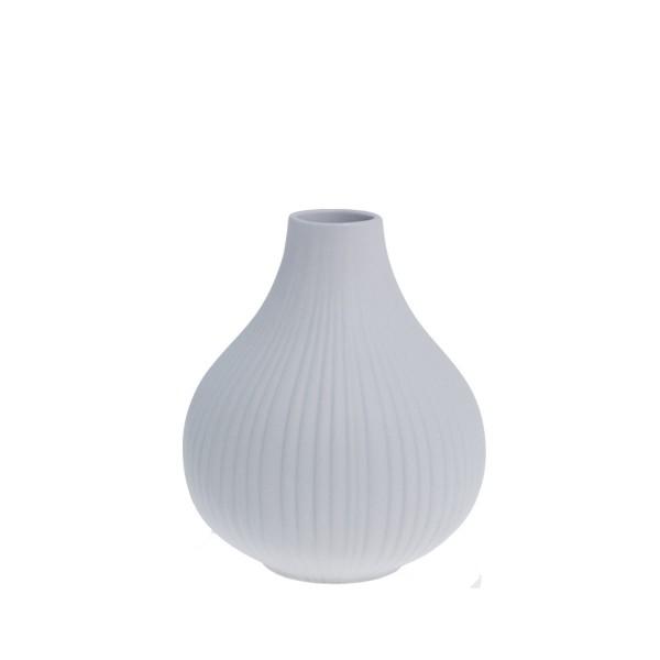 Vase Ekenäs large light grey