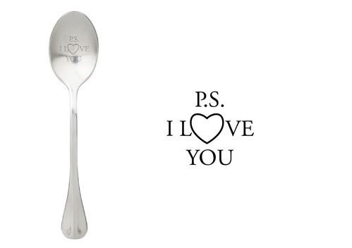 Löffel PS I Love you