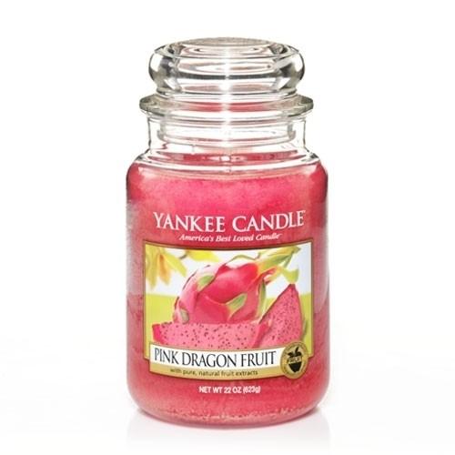 Pink Dragon Fruit 623g von Yankee Candle