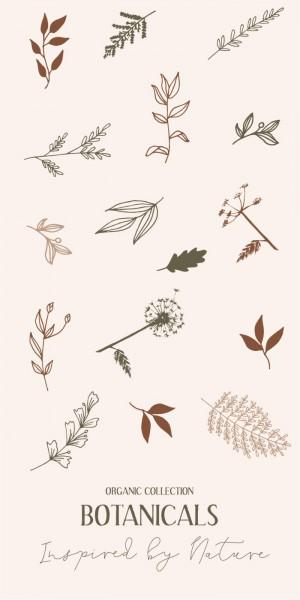 Serviette Botanicals