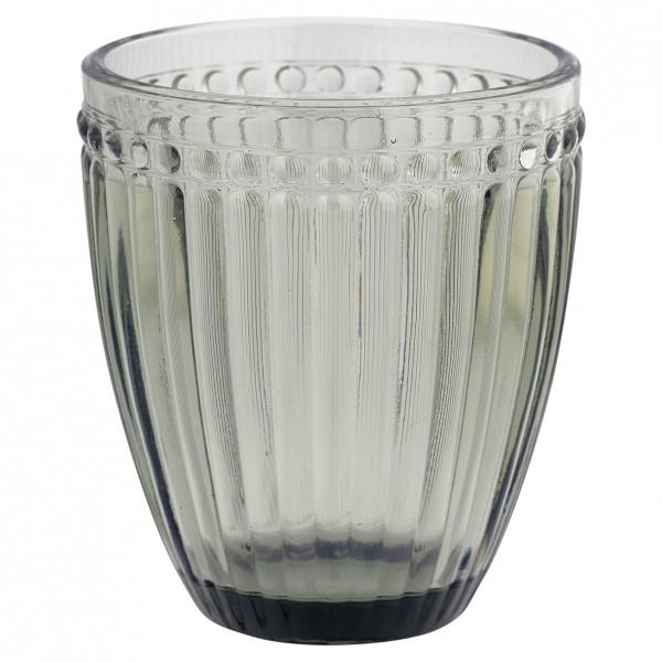 Wasserglas Alexa grey