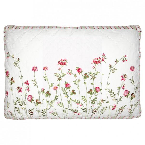 Kissen Camille White/Embroidery 40x60 von Greengate