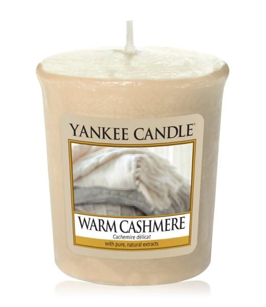 Warm Cashmere Votivkerze Yankee Candle