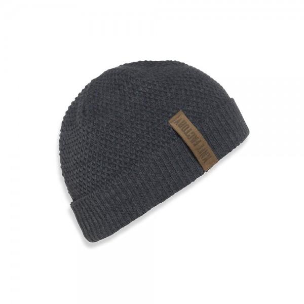 Jazz Mütze Anthracite
