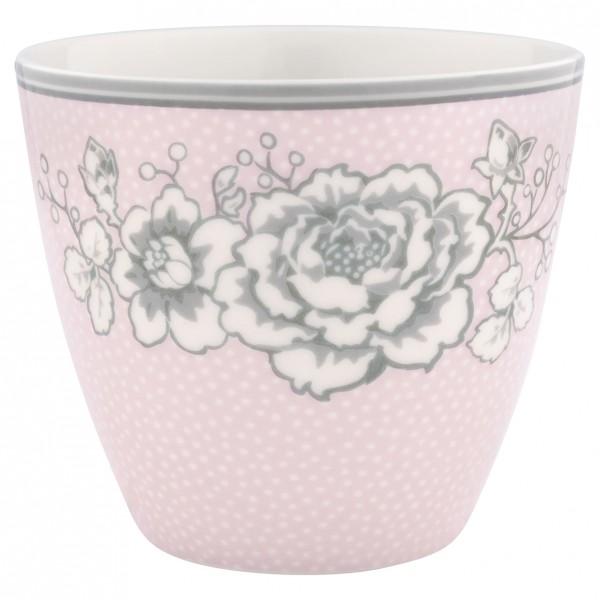 Latte cup Ella pale pink