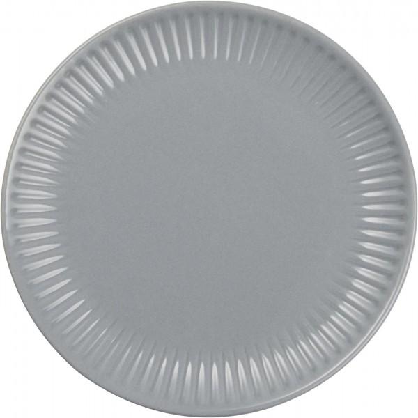 Frühstücksteller Mynte French Grey