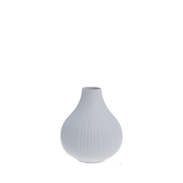 Vase Ekenäs small light grey
