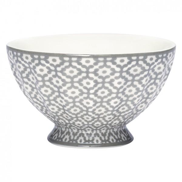 French bowl M Jasmina warm grey