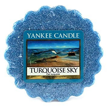 Turquoise Sky Wax Melt Yankee Candle