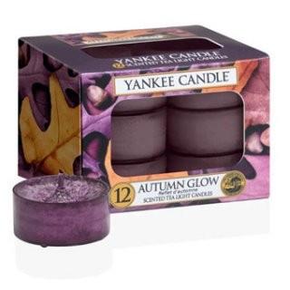 Teelichter Autum Glow Yankee Candle