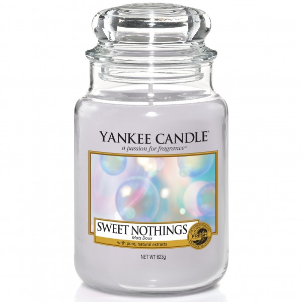 Sweet Nothings 623g von Yankee Candle