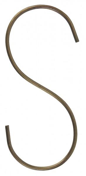 S-Haken bronze von Ib Laursen