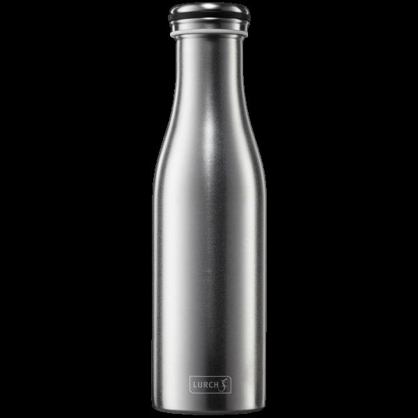 Isolierflasche Edelstahl 0,5 l