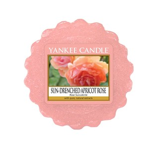 Sun Drenched Apricot Rose Wax Melt von Yankee Candle
