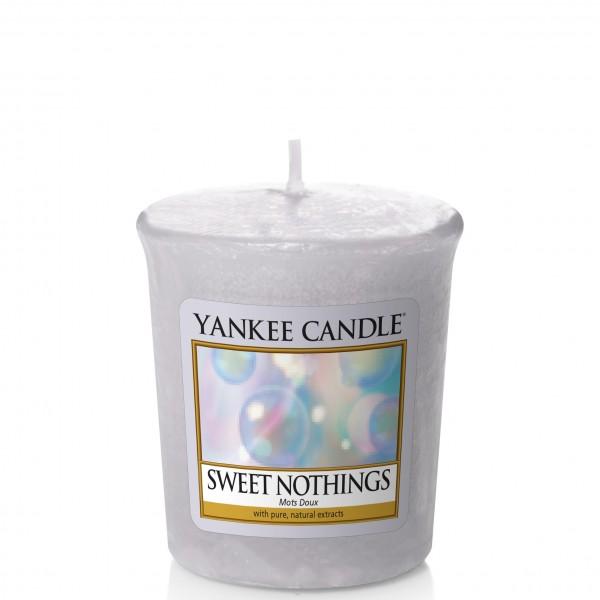 Sweet Nothings Votiv Kerze von Yankee Candle
