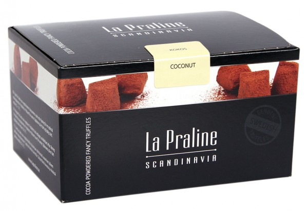 La Praline, Kokos
